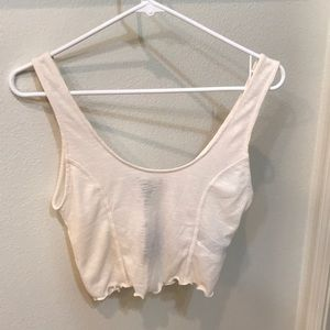 Forever21 knit tank top